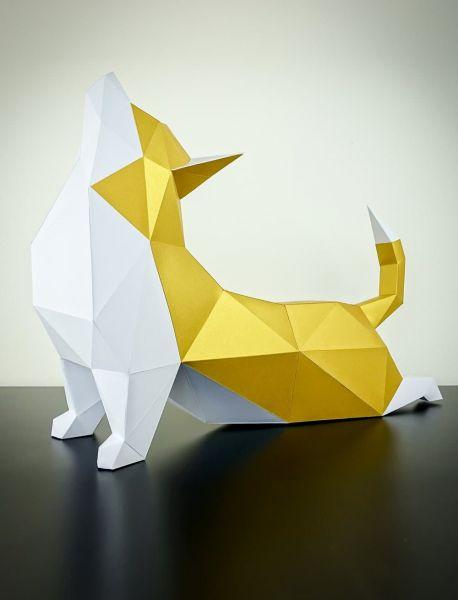 Cori paperdog
